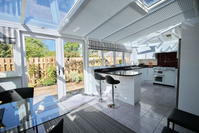 Thumbnail Bungalow for sale in Glebeford Close, Owermoigne