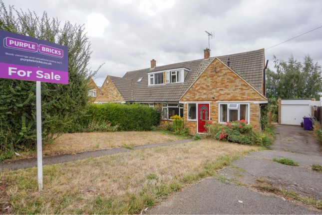 Thumbnail Semi-detached bungalow for sale in Broadmead, Hitchin