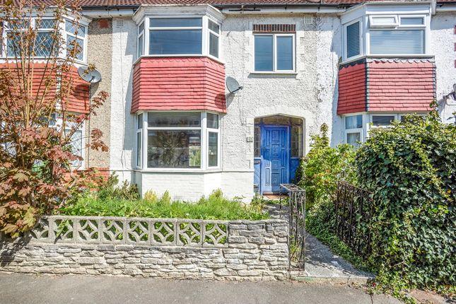 Thumbnail Terraced house for sale in Rosebery Avenue, Cosham, Portsmouth