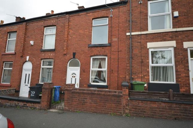 Thumbnail Terraced house for sale in Boston Street, Hyde, Cheshire