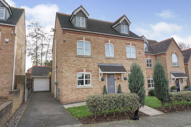 5 bed detached house for sale in Roman Way, Higham Ferrers, Northamptonshire NN10