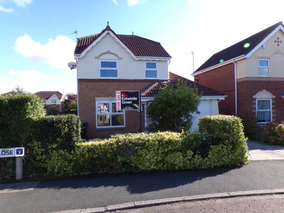 Thumbnail Detached house for sale in Chichester Close, Thornton Cleveleys, Lancashire