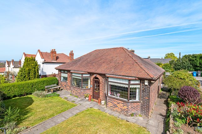 Thumbnail Detached bungalow for sale in Red Lane, Appleton, Warrington, Cheshire