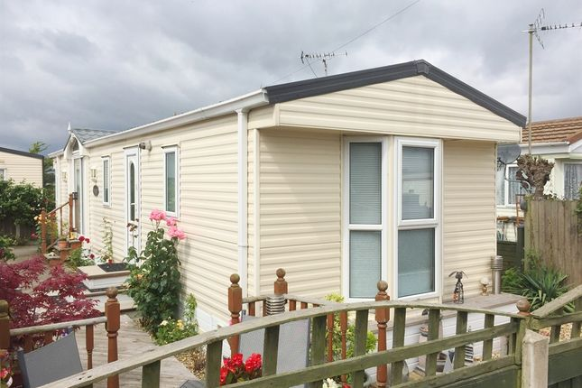 Thumbnail Mobile Park Home For Sale In Wervin Road Chester
