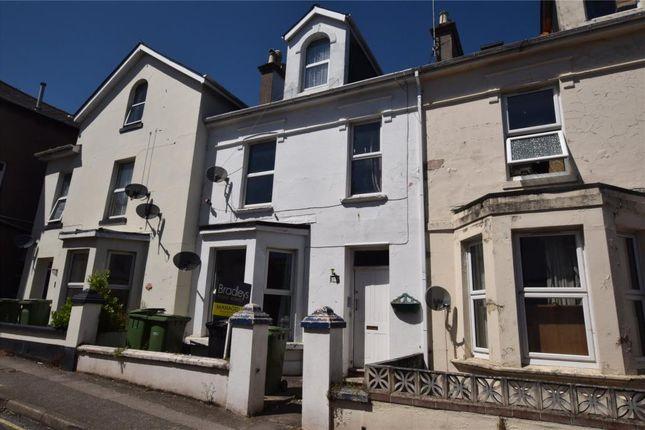 Front Elevation of New Street, Paignton, Devon TQ3