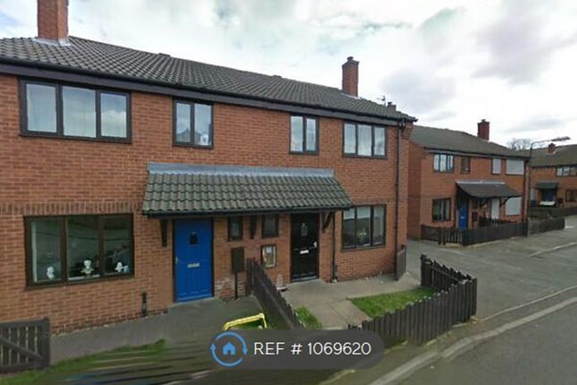 3 bed semi-detached house to rent in East View, Langwith, Mansfield NG20