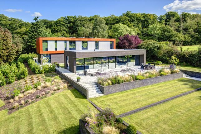 Thumbnail Detached house for sale in Gallowstree Road, Peppard Common, Henley-On-Thames