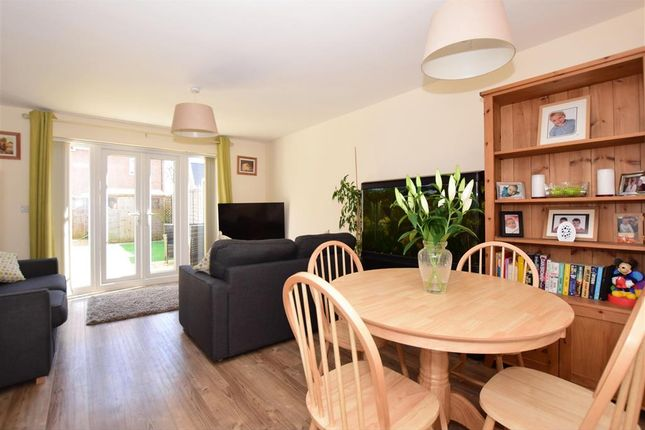 Thumbnail Terraced house for sale in Anglers Drive, Sholden, Deal, Kent