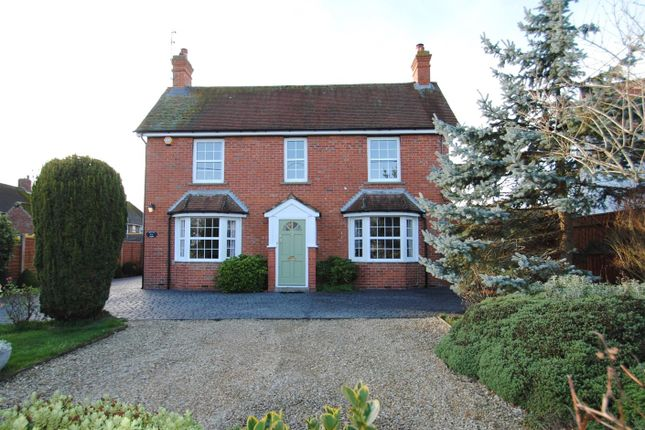Thumbnail Detached house for sale in Ham Road, Wantage
