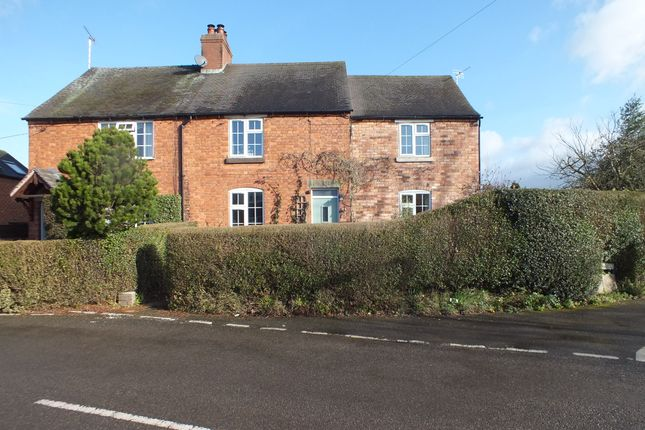 Thumbnail Semi-detached house for sale in Alms Road, Doveridge, Ashbourne