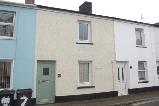 Thumbnail Cottage to rent in Old Town Street, Dawlish