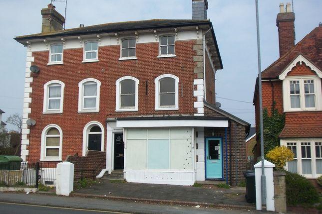 Thumbnail Maisonette to rent in Framfield Road, Uckfield