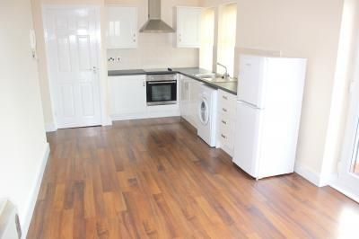 Thumbnail Flat to rent in Dove Court, Normanton