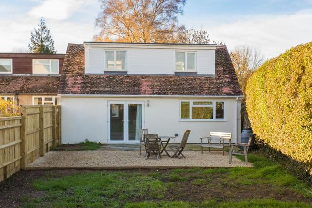 Thumbnail Bungalow to rent in Beggars Lane, Longworth, Abingdon