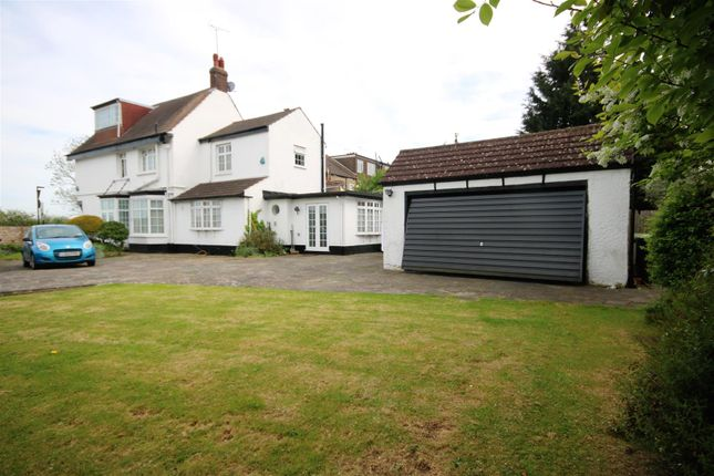 Thumbnail End terrace house for sale in Cockfosters Road, Hadley Wood, Barnet, Herts
