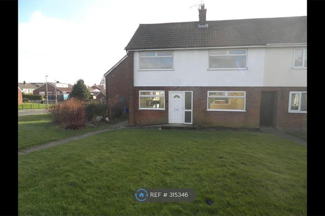 Thumbnail End terrace house to rent in Eastway, Eastfield, Scarborough
