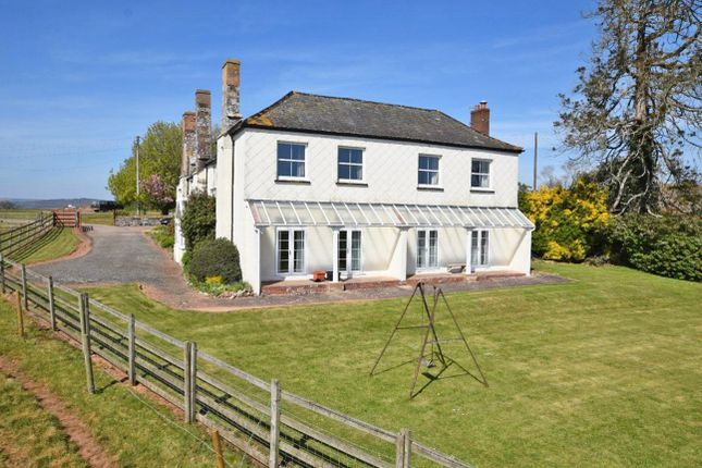 Thumbnail Detached house for sale in Clyst Honiton, Exeter