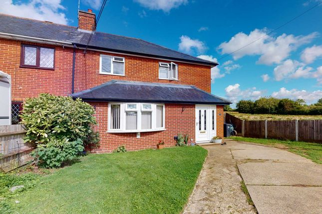 Thumbnail Semi-detached house for sale in Mount Road, Coggeshall
