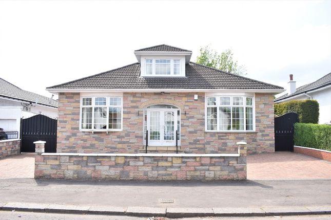 Thumbnail Detached bungalow for sale in Aitkenhead Road, Kings Park, Glasgow