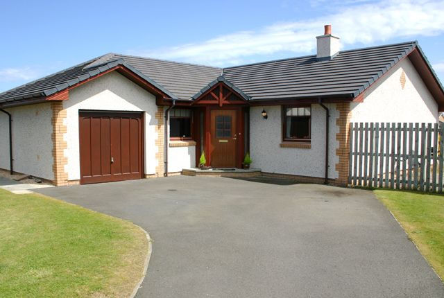 Thumbnail Detached bungalow to rent in Sutors Park, Nairn, 5Bq