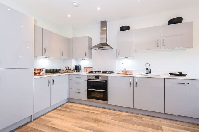 "4 bedroom terraced house for sale in ""The Penrith V2"" at The Ridgeway, Enfield"