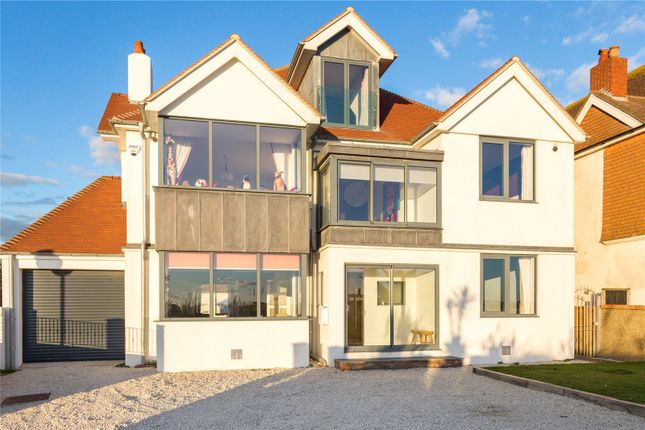 Thumbnail Detached house for sale in Kingsway, Hove, East Sussex
