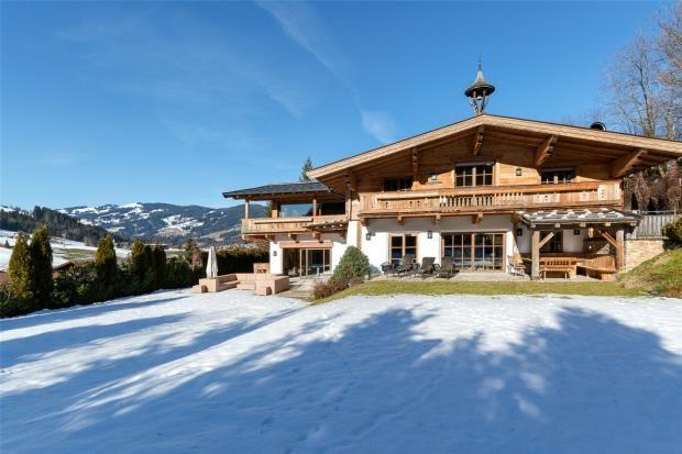 Thumbnail Property for sale in Chalet, Kirchberg In Tirol, Austria