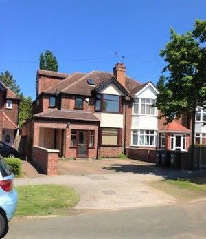 Thumbnail Semi-detached house to rent in 16 Telford Avenue, Lillington, Leamington Spa