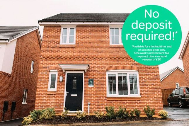 Thumbnail Semi-detached house to rent in High Hall Way, Prescot