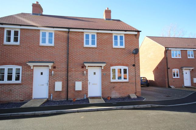 Thumbnail Semi-detached house to rent in Walker Drive, Faringdon