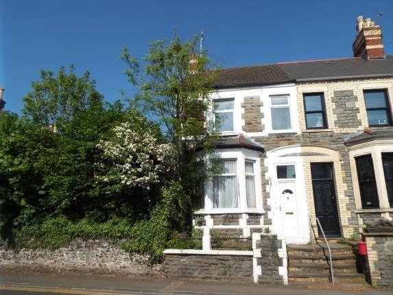 Thumbnail End terrace house for sale in Cardiff Road, Llandaff, Cardiff, Caerdydd