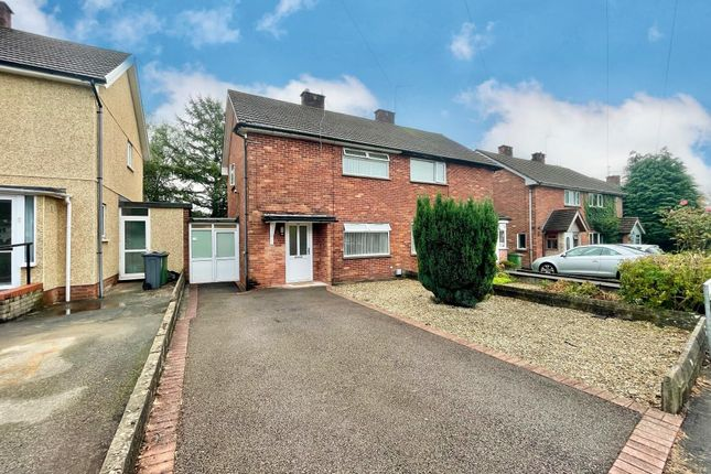 Thumbnail Semi-detached house to rent in Whitebarn Road, Llanishen, Cardiff
