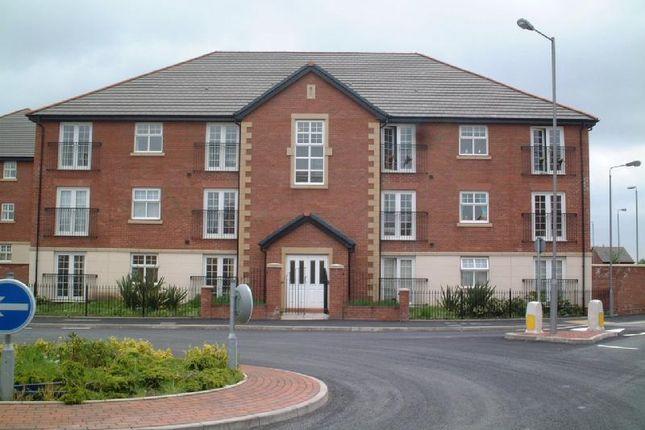 2 bed flat to rent in Cavan Drive, Haydock, St Helens WA11