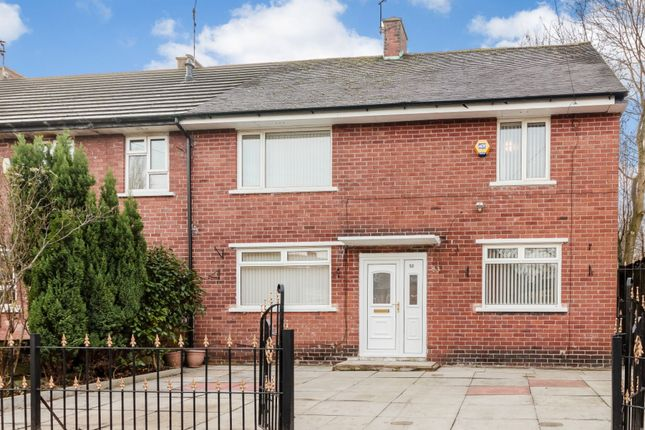 3 bed semi-detached house for sale in Meadowgate Road, Salford, Lancashire