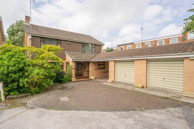 Thumbnail Detached house for sale in Talbot Road, Prenton