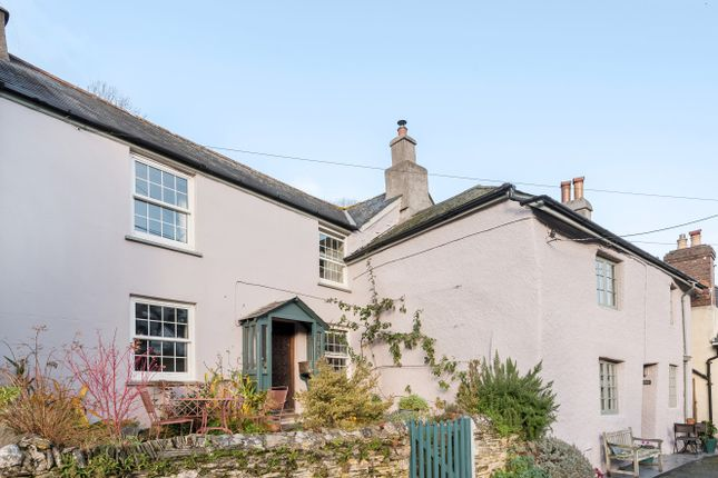 Pleasant 3 Bed Cottage For Sale In 24 Noss Mayo Foundry Lane South Home Interior And Landscaping Eliaenasavecom