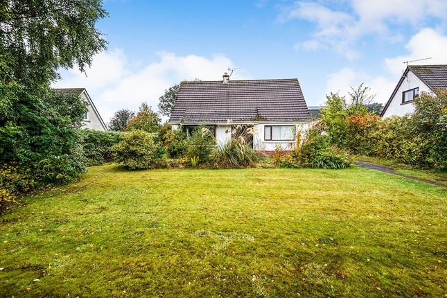 Thumbnail Detached house for sale in Old Evanton Road, Dingwall