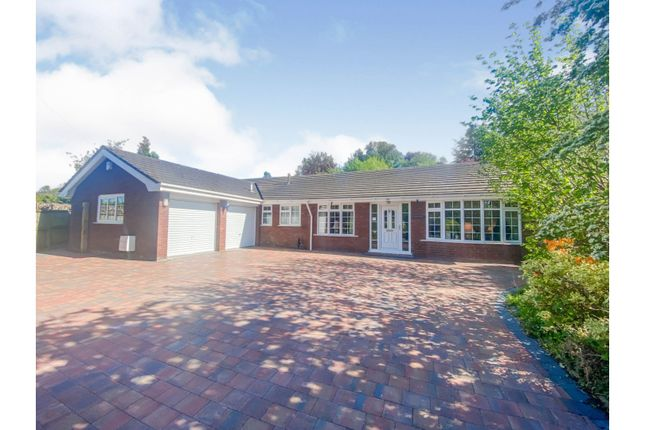 Thumbnail Detached bungalow for sale in Manor Farm Close, Chester