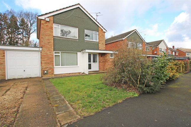 Link-detached house for sale in Woodham, Surrey