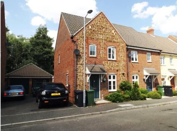 Thumbnail Semi-detached house for sale in Kings Lynn, Norfolk