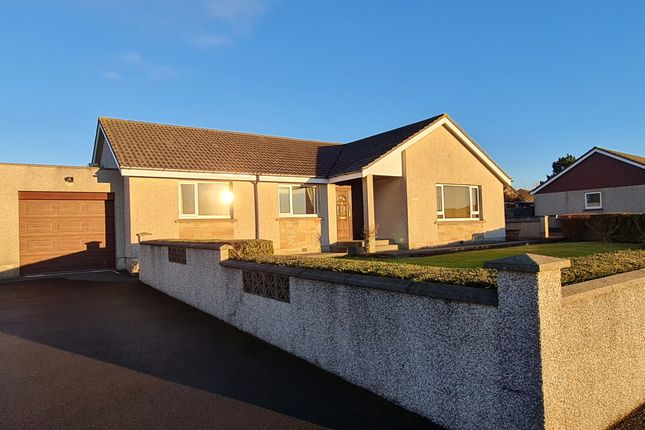 Thumbnail Detached bungalow for sale in Reid Crescent, Kirkwall, Orkney