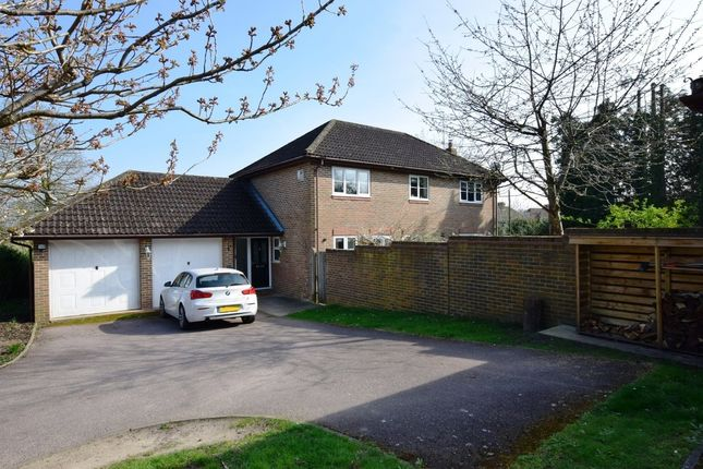 Thumbnail Detached house for sale in Rowhills Close, Farnham, Surrey