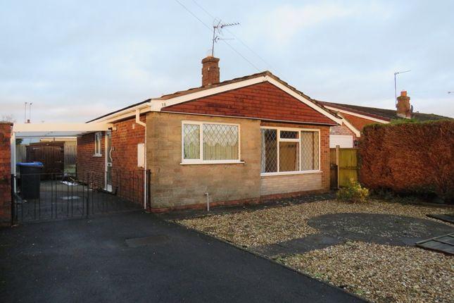 Thumbnail Detached bungalow to rent in Doulton Close, Cheadle