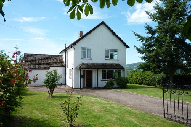 Thumbnail Detached house for sale in Llanvair Green, Abergavenny