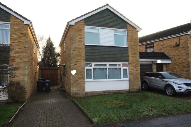 Thumbnail Detached house to rent in Cunningham Way, Rugby