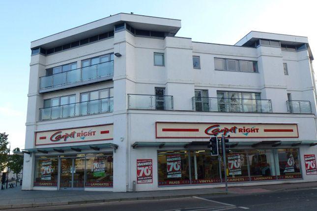 Thumbnail Flat to rent in Wolborough Street, Newton Abbot