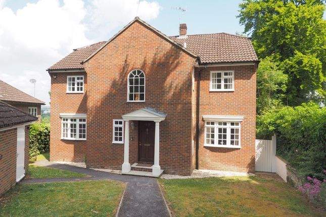 Thumbnail Detached house for sale in Radcliffe Road, Salisbury
