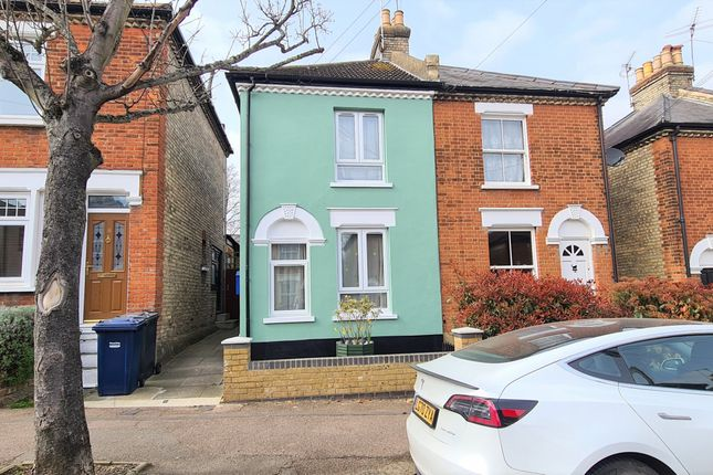 Semi-detached house for sale in Jackson Road, East Barnet