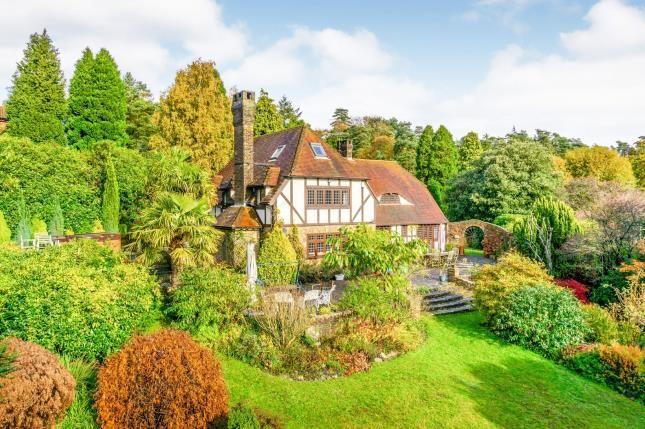 Thumbnail Detached house for sale in Veras Walk, Storrington, Pulborough, West Sussex