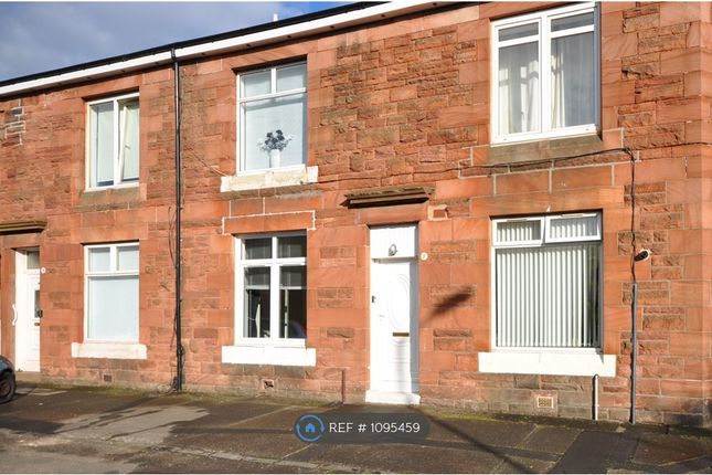 Thumbnail Flat to rent in Elmbank Street, Bellshill